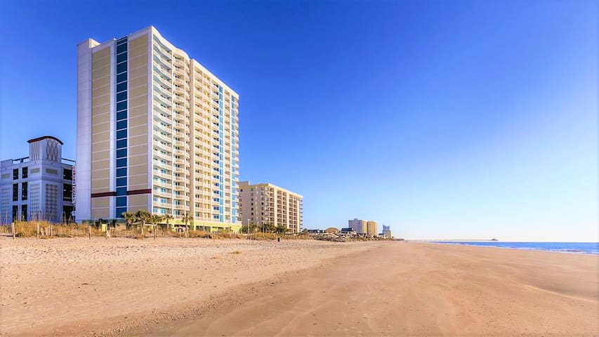 Towers on the Grove, Myrtle Beach