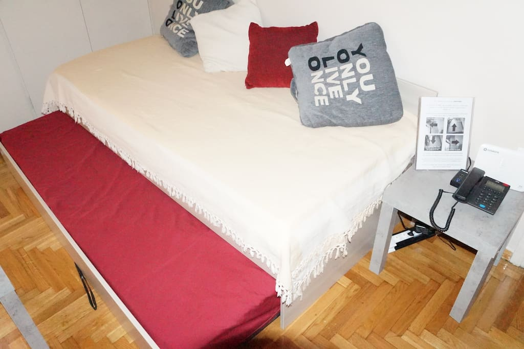 Anatomic fresh new mattresses for a perfect rest and sleep