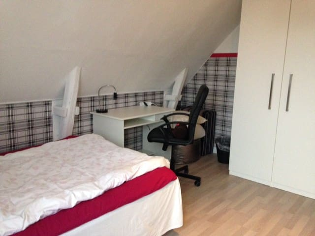 Cozy room close to CPH Airport and City center - Copenhague - Bed & Breakfast