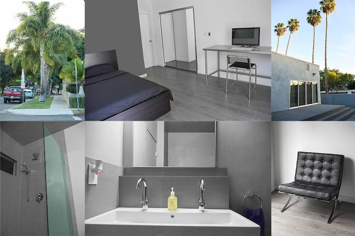Hollywood privat studio w free parking