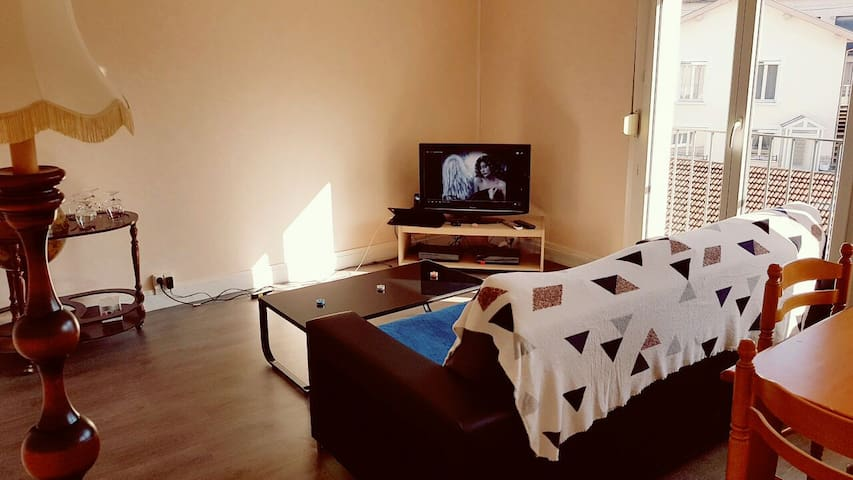 Appartement tout confort Tranquille - Neufchâteau - Departamento