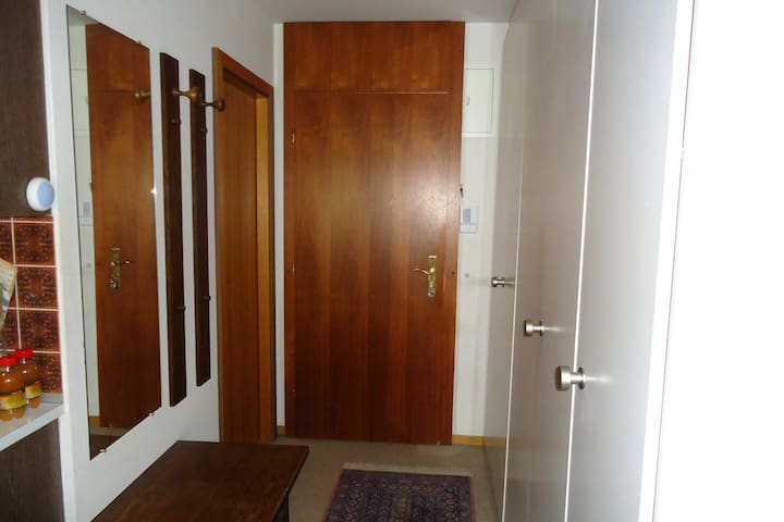 Gauenpark (Whg. Egli), (Flumserberg Tannenheim), 2.5 room apartment with terrace
