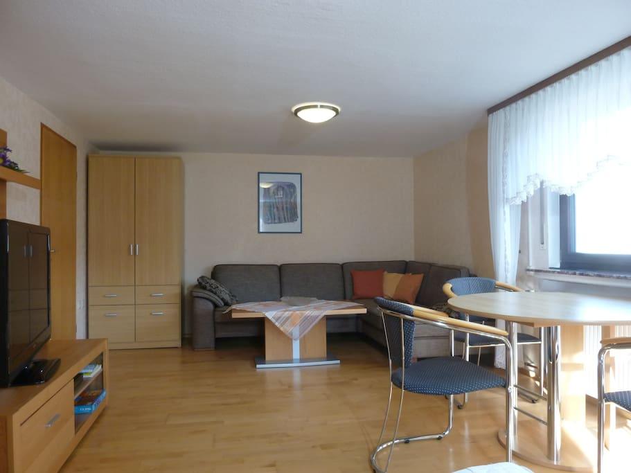 Wohnzimmer Sofabereich