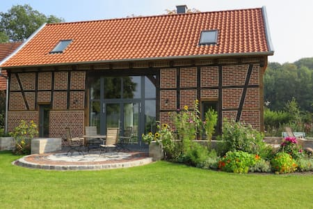 Idyllic holiday home in Münsterland