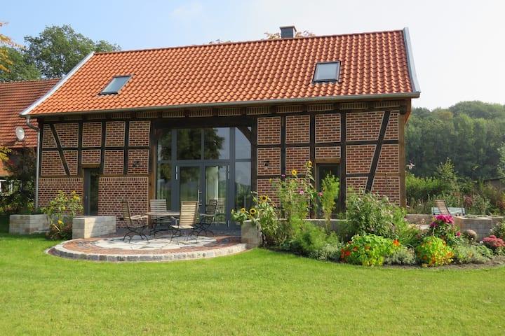 Idyllic holiday home in Münsterland
