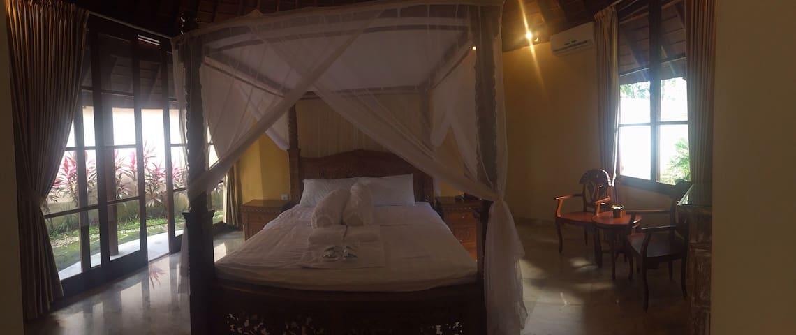 Villa Honai Bali - Superior room - Tabanan Regency