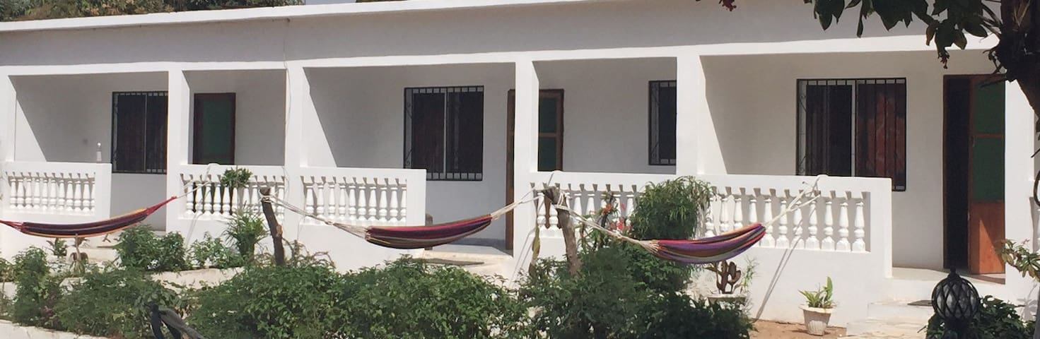 Real Gambia Holidays - Brufut Village Apartment 5