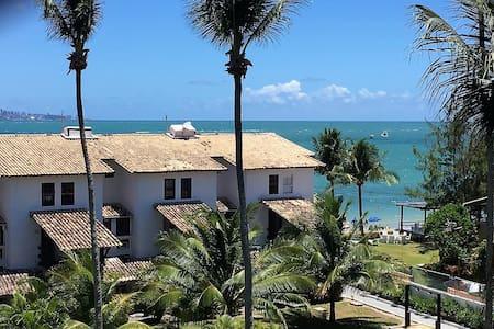 Apartamento Dúplex com vista para o mar! - Vera Cruz - Kondominium
