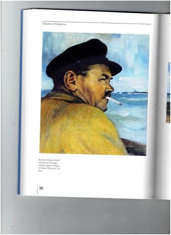 Ernest Sibiril constructeur  naval et passeur résistant