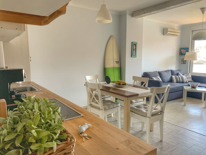 Charming holiday Apartment close to the Beach
