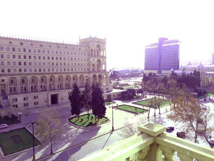 Sweet Home in the Heart of Baku