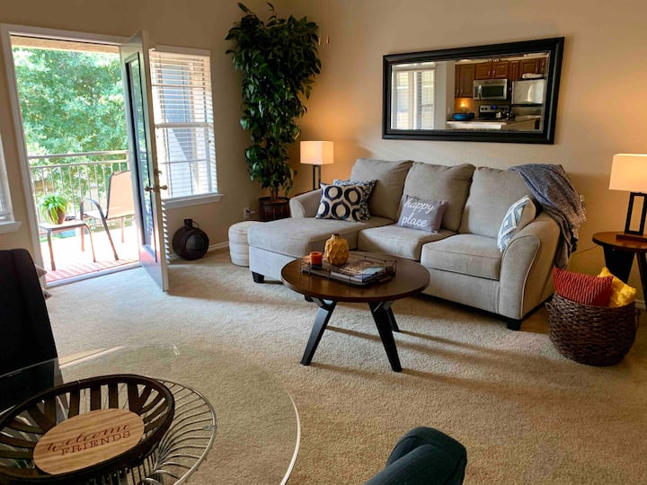 Charming Plano/Frisco 1BR with  Private Garage