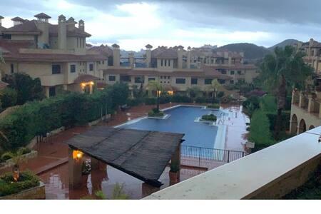 Alojamiento apartamento piscina playa
