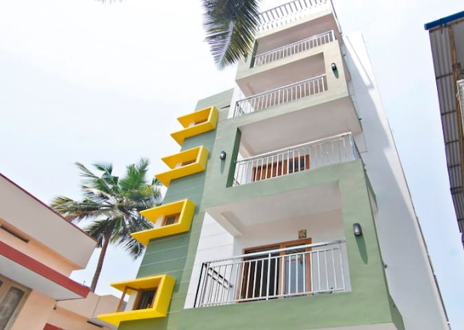 OYO - Modern 1BHK Home in Trivandrum - On Discount!