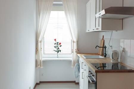 Fajny pokój w 15 min. od ścisłego centrum - 卡托维兹 - 公寓