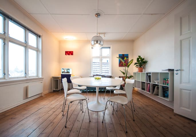 Beautiful apartment in Old Stavanger - Best view