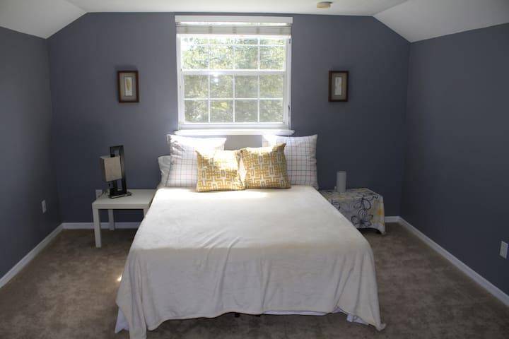 Cozy En Suite in Beautiful House, Gainesville - Gainesville - Dom