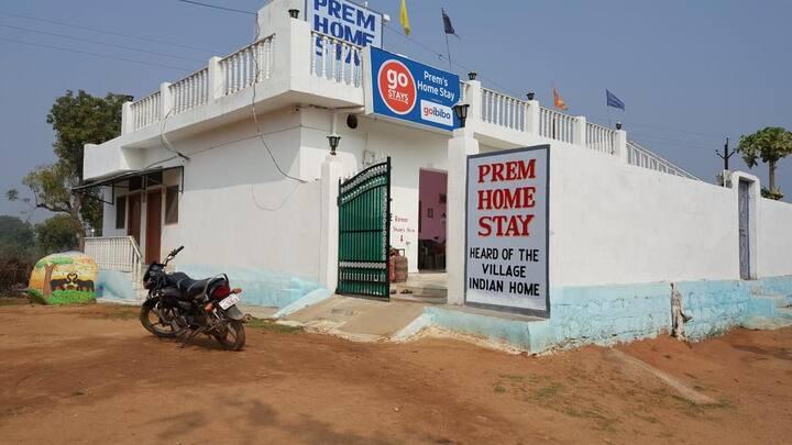 PremHomeStay Khajuraho,chambres d'hôtes