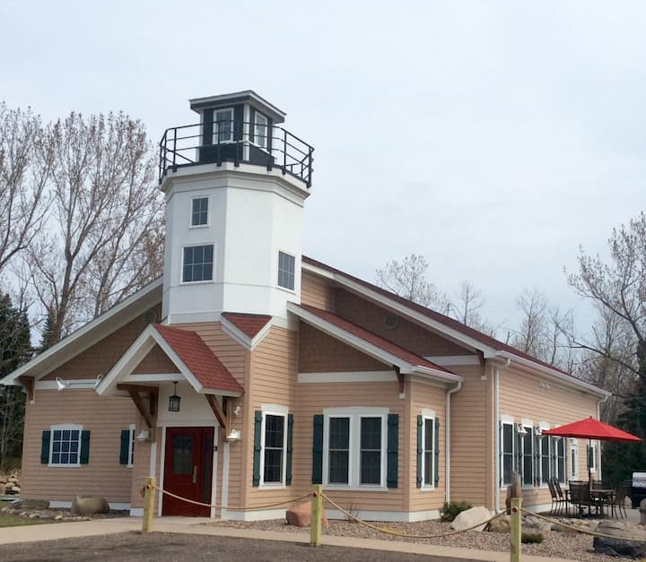 North Shore Lighthouse Suites ~ Anderson Suite