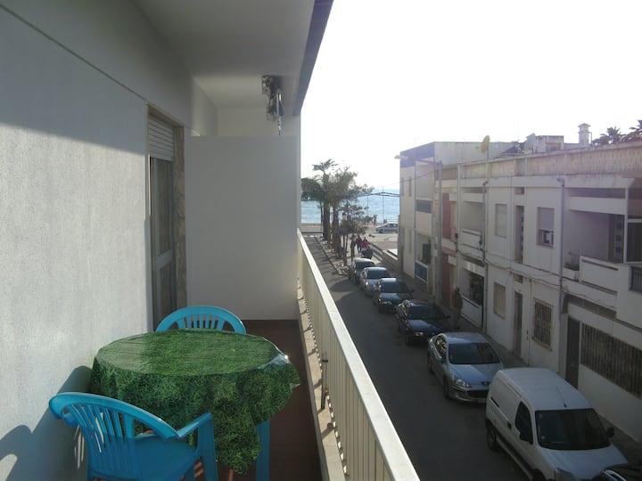 Apartamento Vintage Praça do mar  10851/AL