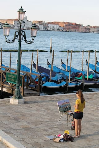 Guidebook for Venezia