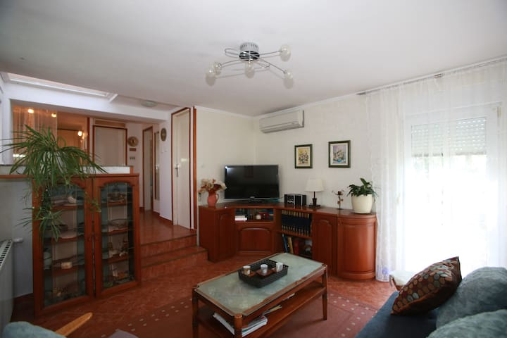 Full equipped apartment near Campus