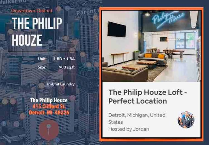 The Philip Houze Location Value