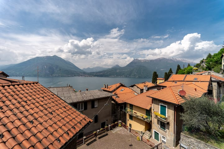 REGOLO HOUSE - CADENABBIA relax and lake view