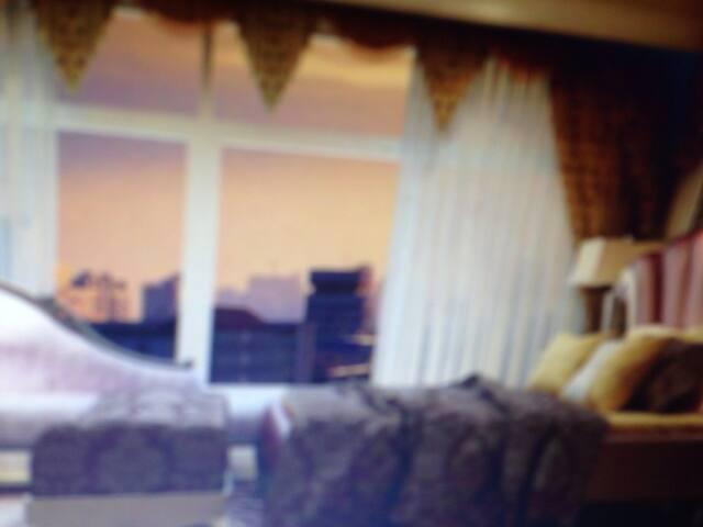 the cozy palace - Batu Pahat - Lägenhet
