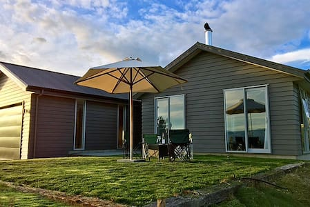 Hawea Views & Brand New! - Lake Hawea - Hus