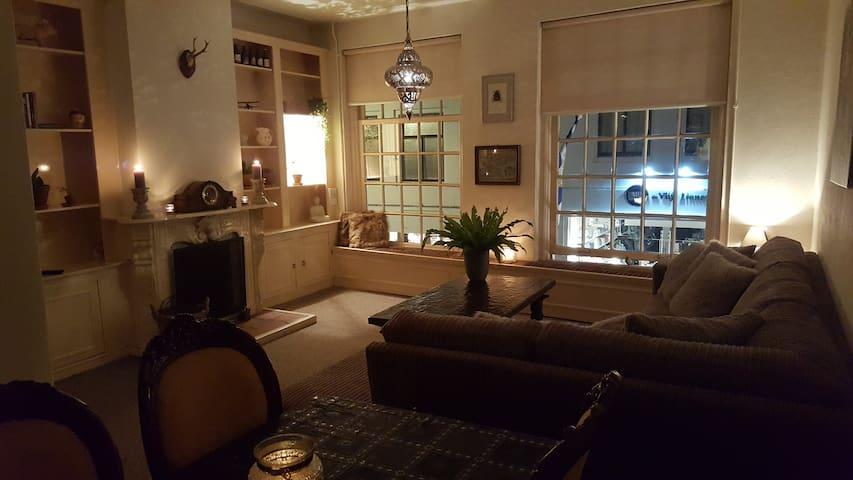 """Appartement """"De Middelburger Slaapt"""""""