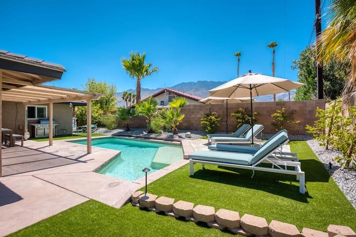 Palm Springs Leisure: Pool   Sun   Mountains