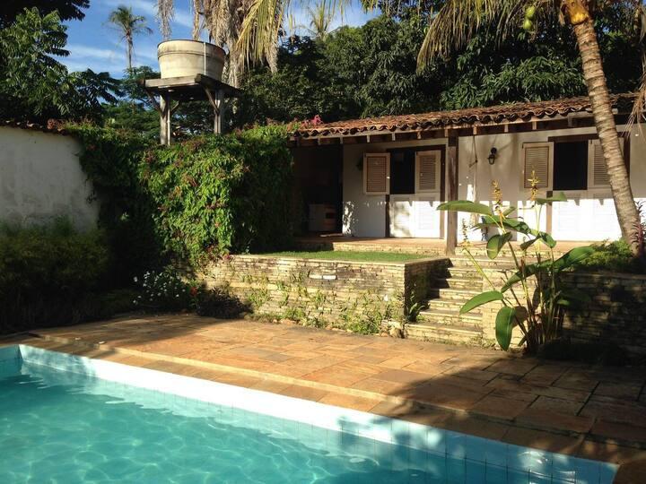 Casa para Casal no Melhor de Pirenópolis
