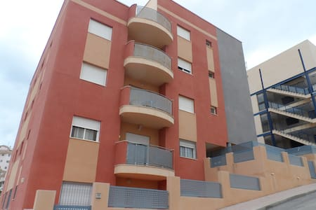 Two Bed Apartment with Communal Pool - Mazarrón