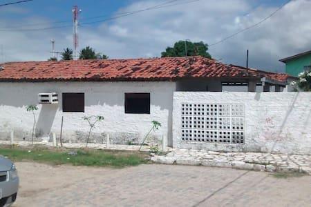 Casa de praia, Lucena PB