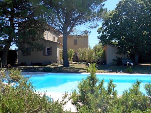 Villa de Charme en Provence, Méthamis, Mt Ventoux - Méthamis - Villa