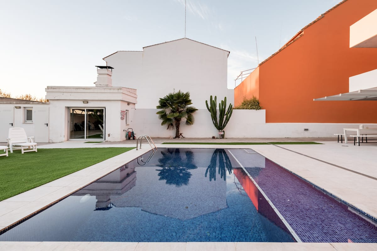 Luxury Villa pool near Valencia +16