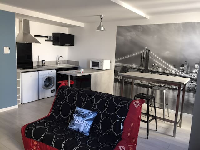"Appartement T2 ""New York"""