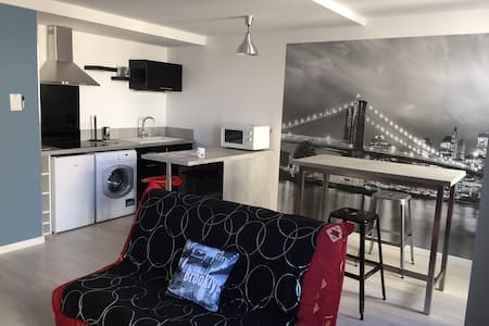 """Appartement T2 """"New York"""""""