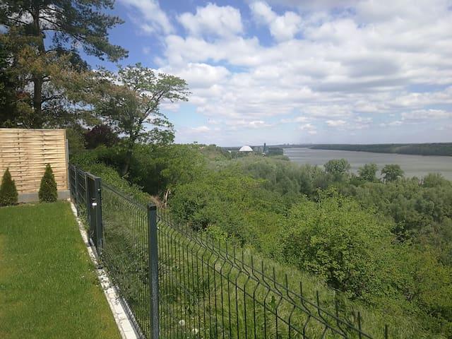 Dunaföldvár – Otthon kilátással