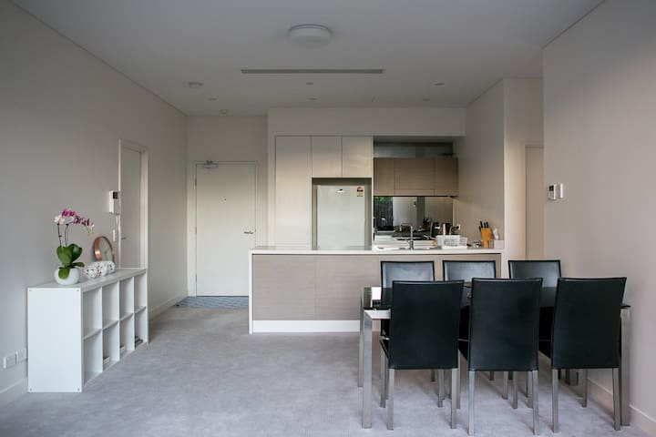 1BR own bathroom. Bus outside; close to UNSW & CBD - Rosebery - Pis