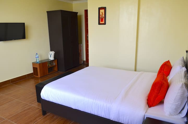 Gigiri Express Double Room With AC
