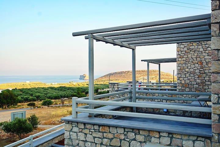 Vista Mare Villas - Xerokampos - Haus