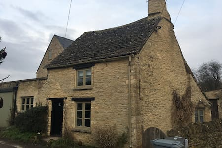 Cosy Cotswolds Cottage - Fulbrook - 獨棟