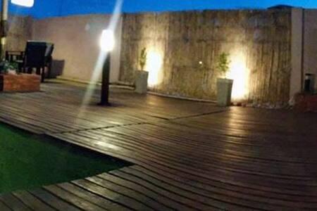 Moderno Depto en San Juan. Excelente ubicación. - San Juan - Wohnung