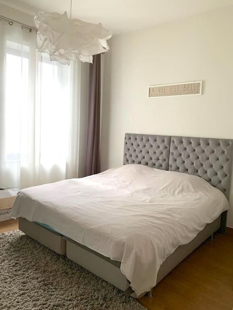 Nice Room in Cute Apartment - Centre of Bruxelles
