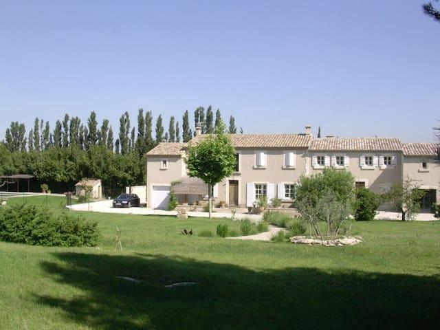 Lou Mas d'Esprit - Fontvieille - Apartment