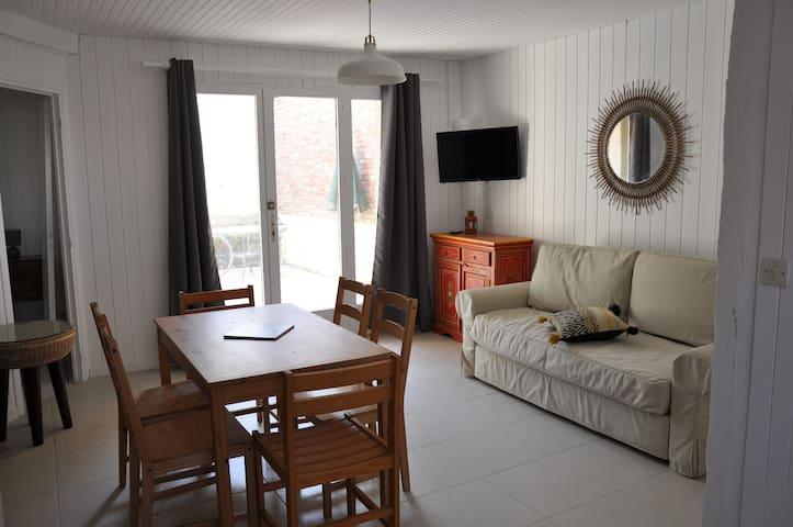 Appartement avec grande terrasse