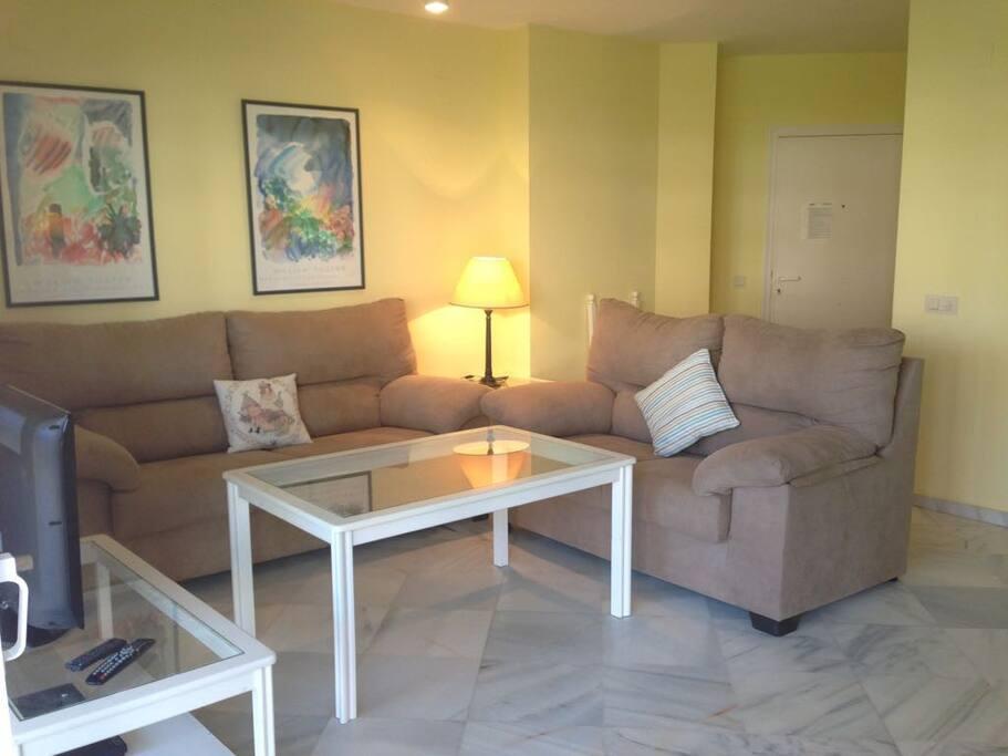 Apartamento islantilla 1 l nea de playa aptos en - Apartamento en islantilla playa ...