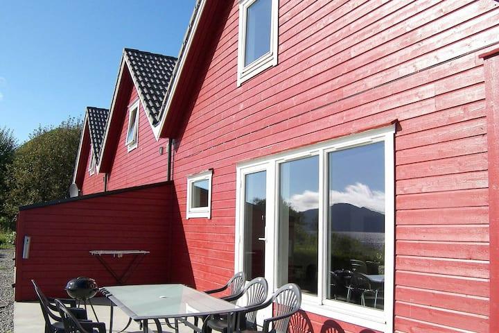 5 stelle case ad Sørbøvåg